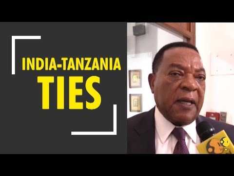Tanzanian foreign minister speaks to WION on India-Tanzania ties