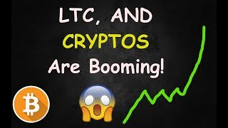 Shocking! 😱 Bitcoin, LTC, XRP And More Are Still Going Up! 🔴 LIVE CRYPTO NEWS