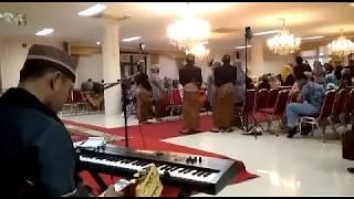 EL ONE Nasyid, Masjid Raya Fatimah Solo  Wedding Sdri.Erna dengan Sdr.Andri (19.012019)