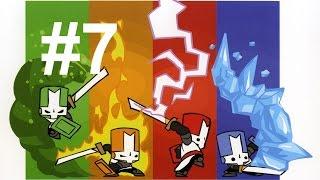Imorat Crashers 7 mexanik hech qulf misollarda.