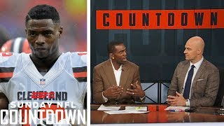 NFL Countdown reacts to Cleveland Browns parting ways with Josh Gordon | NFL Countdown | ESPN