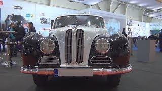 BMW 502 (1952) Exterior Walkaround