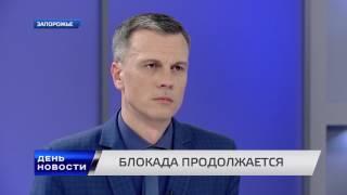 Блокада грузовых железнодорожных перевозок на Донбассе продолжается(, 2017-02-21T13:38:50.000Z)