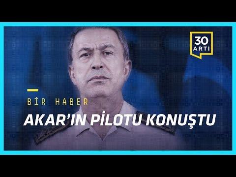 15 Temmuz'da Hulusi Akar'ı taşıyan pilot konuştu | Bir Haber