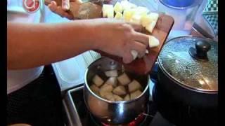 Как приготовить компот из дыни (заготовка на зиму)
