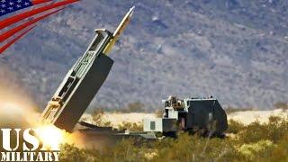 HIMARS(ハイマース)・「M31 GMLRS ロケット」発射 - HIMARS M31 GMLRS Rocket Live Fire thumbnail