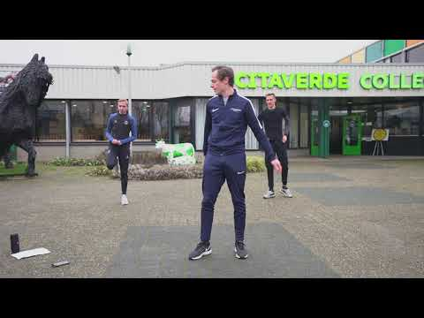 CITAVERDE Roermond Work-out video