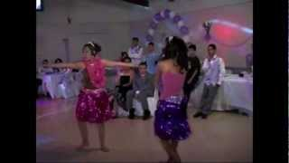 Estephania's Quince Surprise Dance