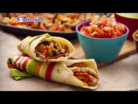 Home Made Fajitas Recipe