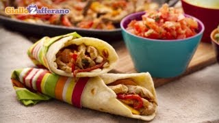 Fajitas - Recipe