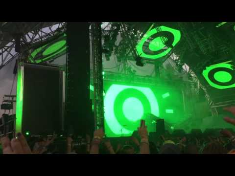 Pemberton Music Festival 2016 - Bassnectar, The Chainsmokers, DJ Snake