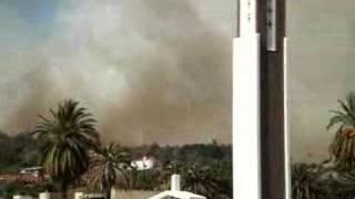 Griffith Park Fire