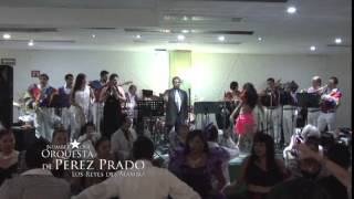 Video Reciente en Vivo Orquesta de Perez Prado, LOS REYES DEL MAMBO !!