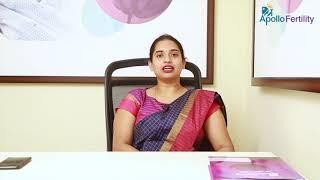 When to meet a Fertility Specialist - Dr. Kathyaini at Apollo Fertility