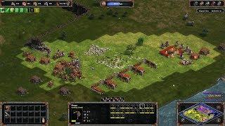 Age of Empires: Definitive Edition - 2v2 RM Greeks Continental - eartahhj - 25/07/2019