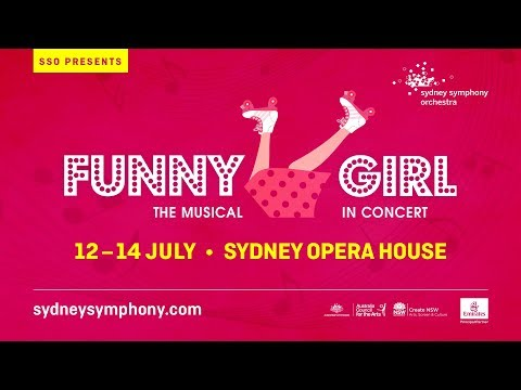 Who will play Fanny Brice in Funny Girl – The Musical in Concert?