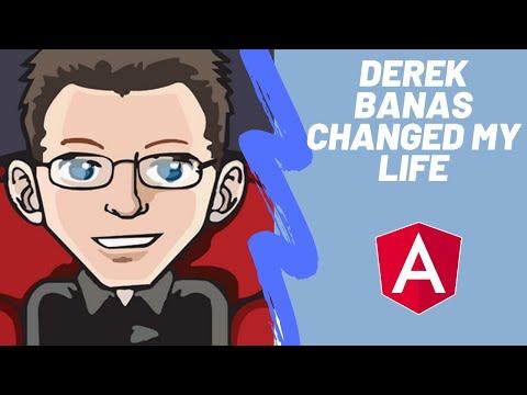 Derek Banas Changed My Life With Senior Software Engineer Dylan Israel