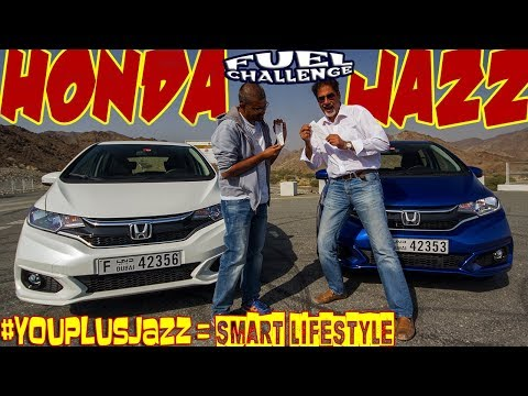 Honda Jazz - Fuel Economy Challenge!