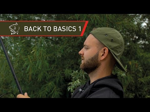 Carp Fishing - Back To Basics