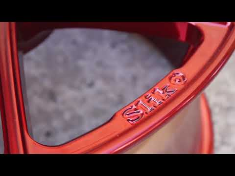 Slik L 724 Candy Red
