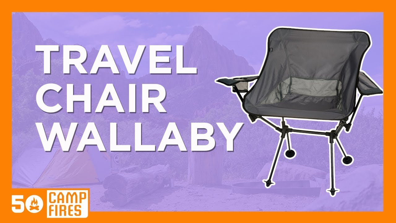 Travel Chair Wallaby 50 Campfires