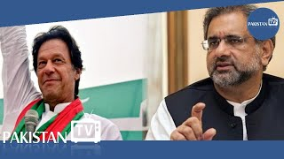 Imran, Abbasi to start election campaign from home constituencies today