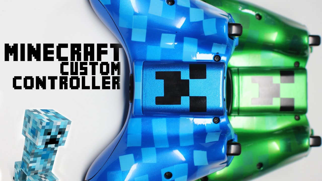 Minecraft And 360 Controller Xbox Xbox