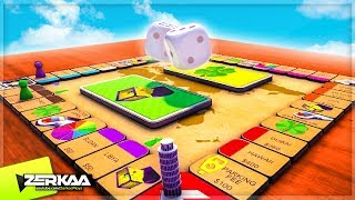WINNING MONOPOLY WITH ONLY 1 PROPERTY!? (Rento Fortune)
