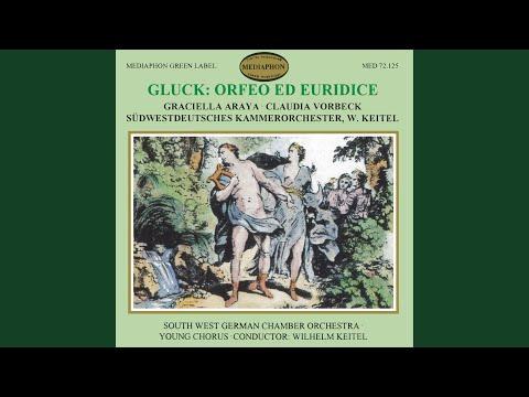 Orfeo Ed Euridice, Wq. 30, Overtura