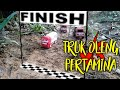 Balap Mobil Truk Oleng Vs Mobil Pertamina  Mp3 - Mp4 Download