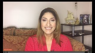 Aries June 2018 - Astrology Horoscope by Nadiya Shah