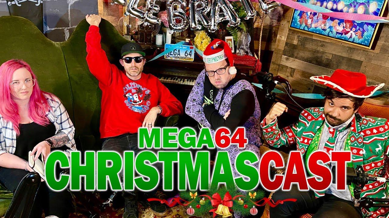 Mega64 Christmascast 2020 Redemption Challenge (Mega64 Day 2021)