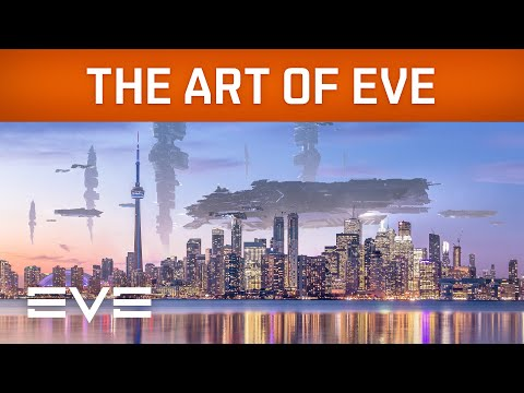 EVE North 2019 - The Art Of EVE: From Concept To Spaceships!