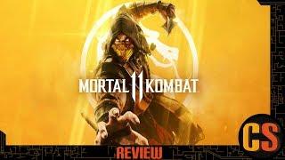 MORTAL KOMBAT 11 - REVIEW (Video Game Video Review)