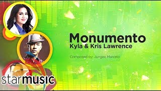 Kyla And Kris Lawrence Monumento Audio.mp3
