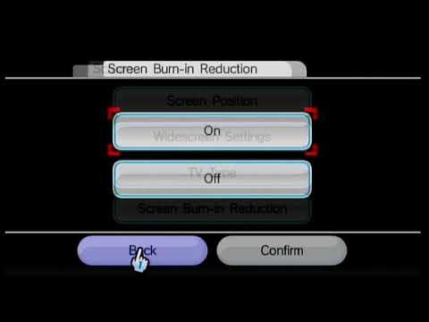 Wii System Menu 1.0E