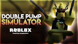 Roblox Double Pump Simulator (In Development)- 16 killstreak gameplay