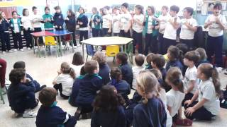 DFC España  Empezando por uno mismo  FET  Santa Teresa de Jesús  Las Palmas