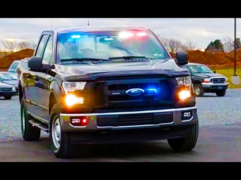 2016 Ford F-150 Police Package | 911RR - YouTube