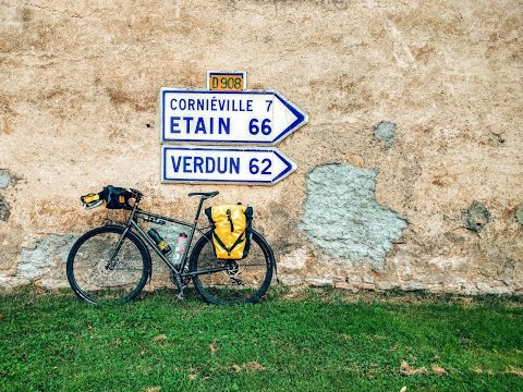 Specialized AWOL - Biketouring From The Netherlands To The South Of France -  Part 1