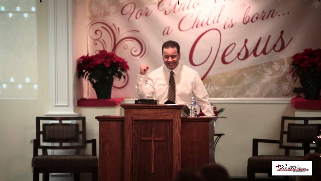 Westside United Pentecostal Church Christmas Sermon