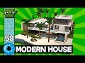 Minecraft Modern House 59 - Inspiration Series