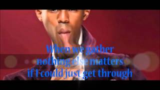 Water by anthony Brown (lyrics)