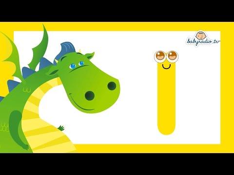 Palabras que empiezan por la Vocal I. Aprende con Mon el dragón
