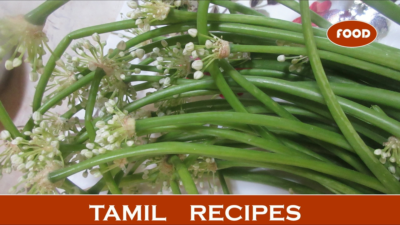 Spring Onion With Tomato Recipes In Tamil Spring Onion Recipe In