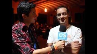 """Elsiglo Entrevista En Exclusiva A Toño Amin  En El """"EA Fest"""""""
