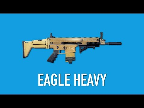 PAYDAY 2: Eagle Heavy - Weapon Guide #12