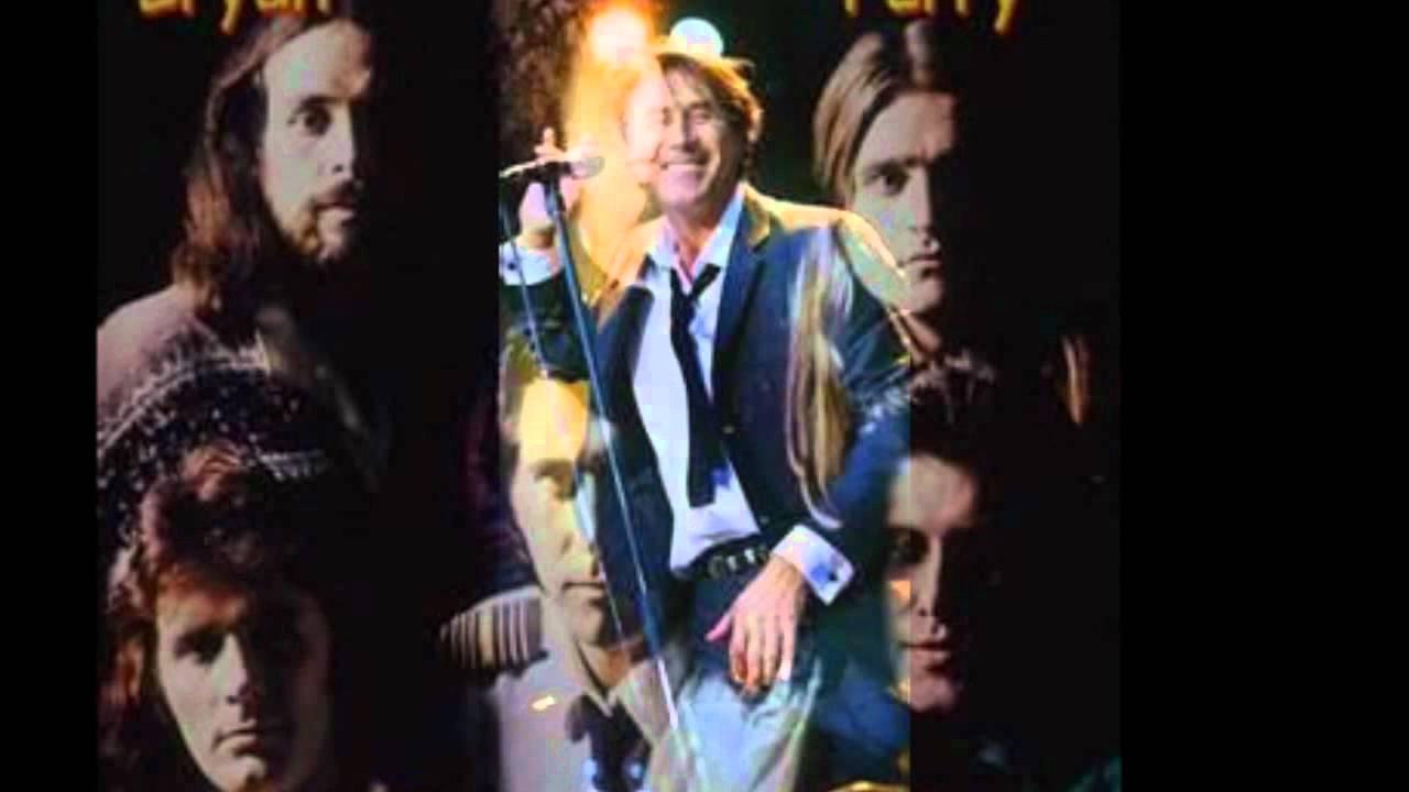 Bryan Ferry Roxy Music