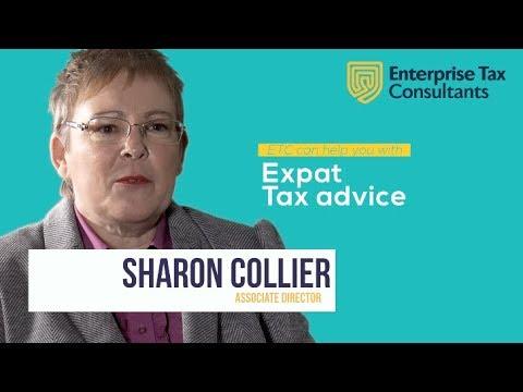 Expat Tax Advice