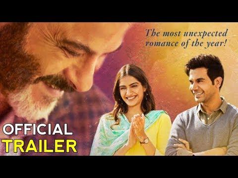 Ek Ladki Ko Dekha Toh Aisa Laga Trailer | Rajkumar Rao | Sonam Kapoor | Anil | Juhi